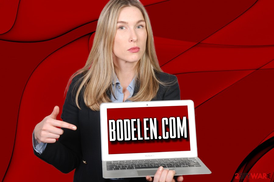 Bodelen.com redirect