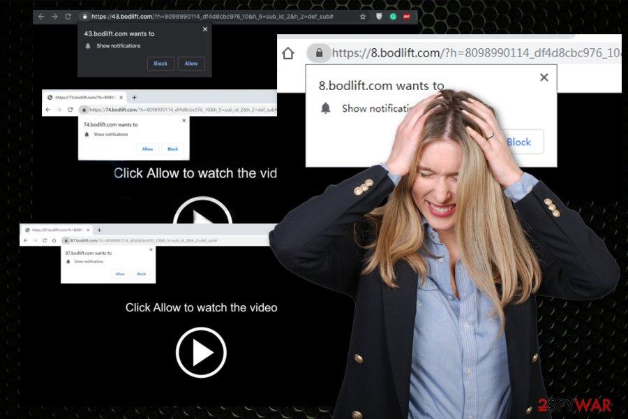 Bodlift.com virus