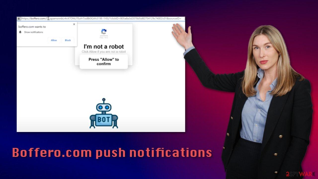 Boffero.com push notifications