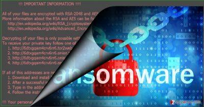 BOK ransomware mimics .shit ransomware