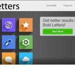 Bold Letters virus