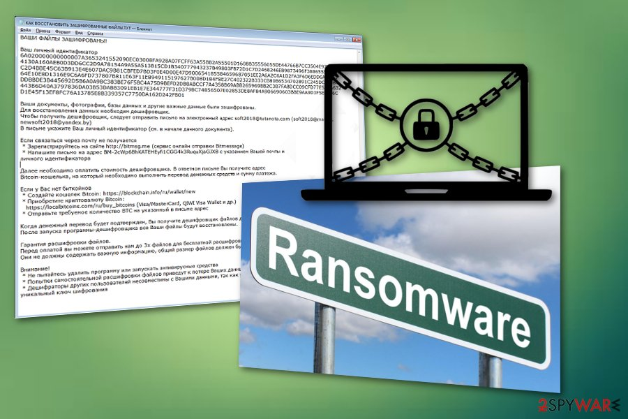 Remove Bomber ransomware (Free Instructions) - updated Jun 2018