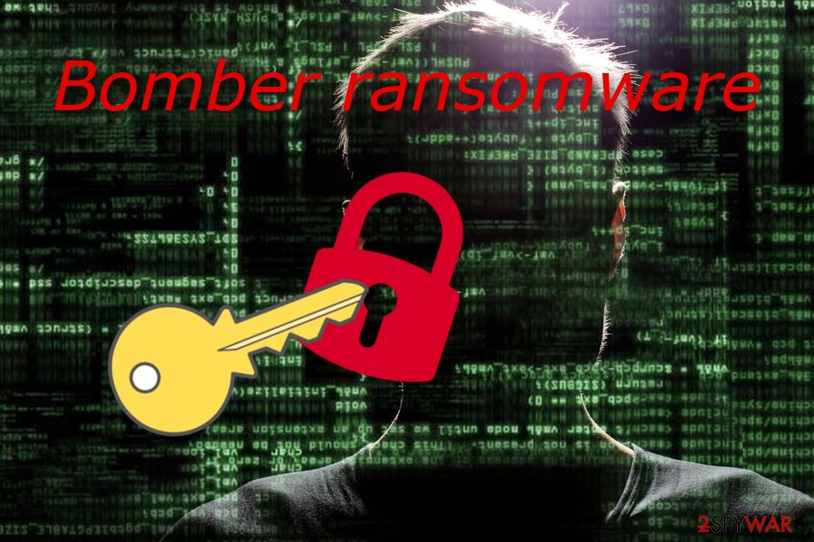 Bomber cyber threat