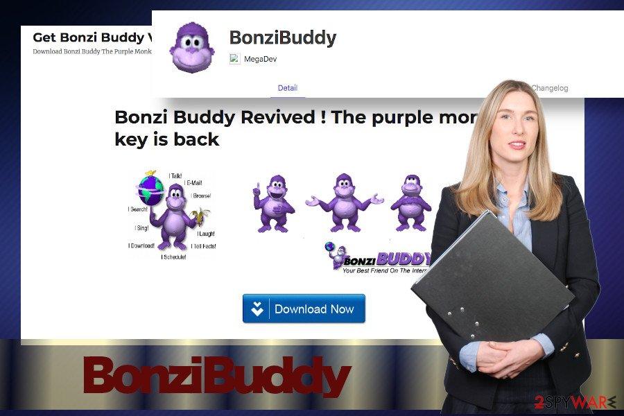 BonziBuddy virus