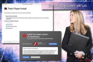 Booking.com virus