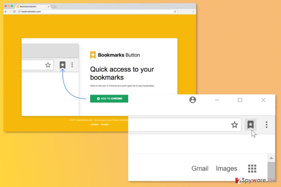 chrome how to clear bookmarks