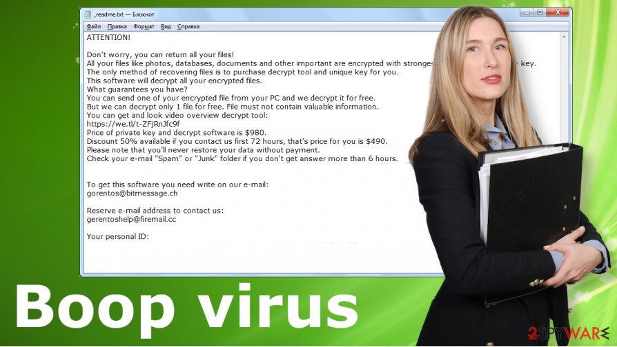 Boop virus