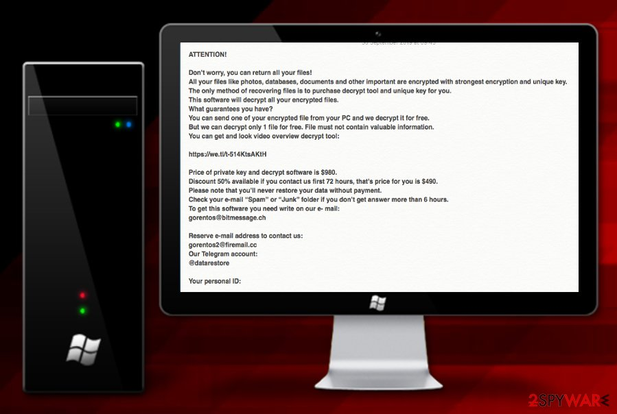 Boot malware