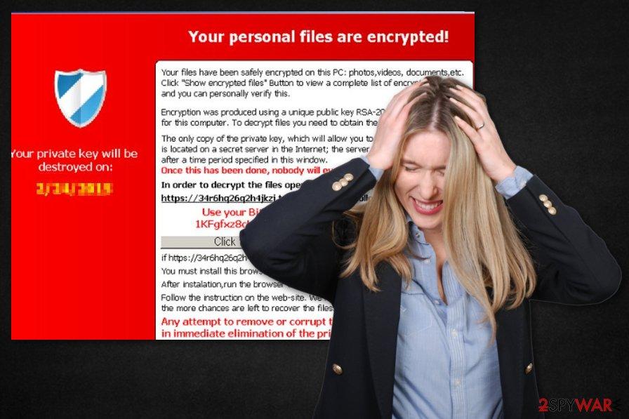 Boris ransomware