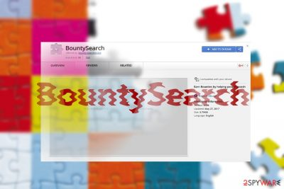 The image displaying BountySearch