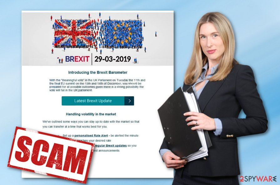 Brexit email malware