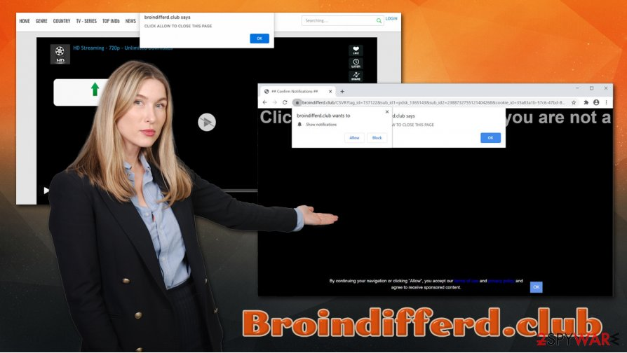 Broindifferd.club ads