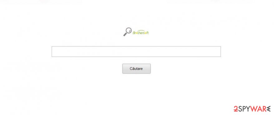 Brothersoft toolbar snapshot