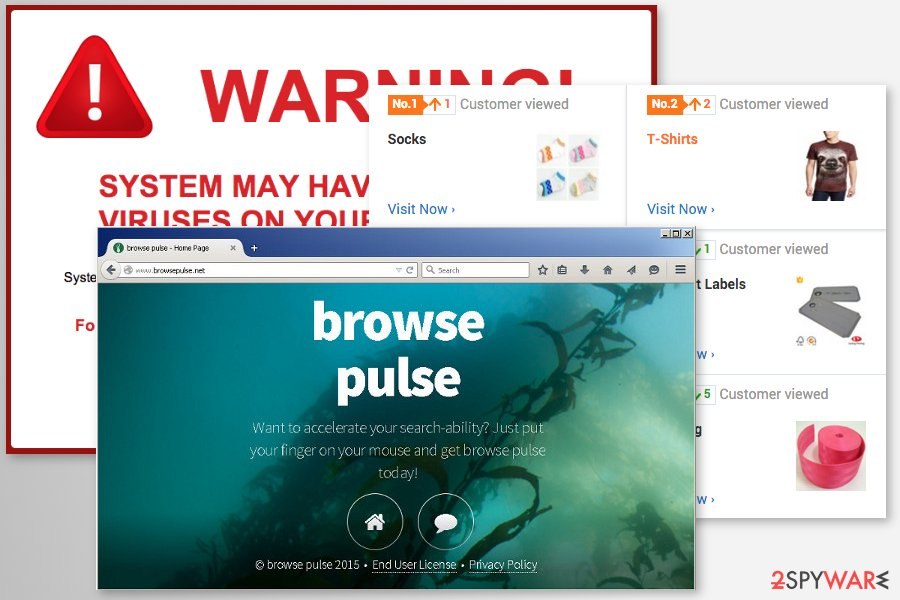 Image of Browse Pulse adware