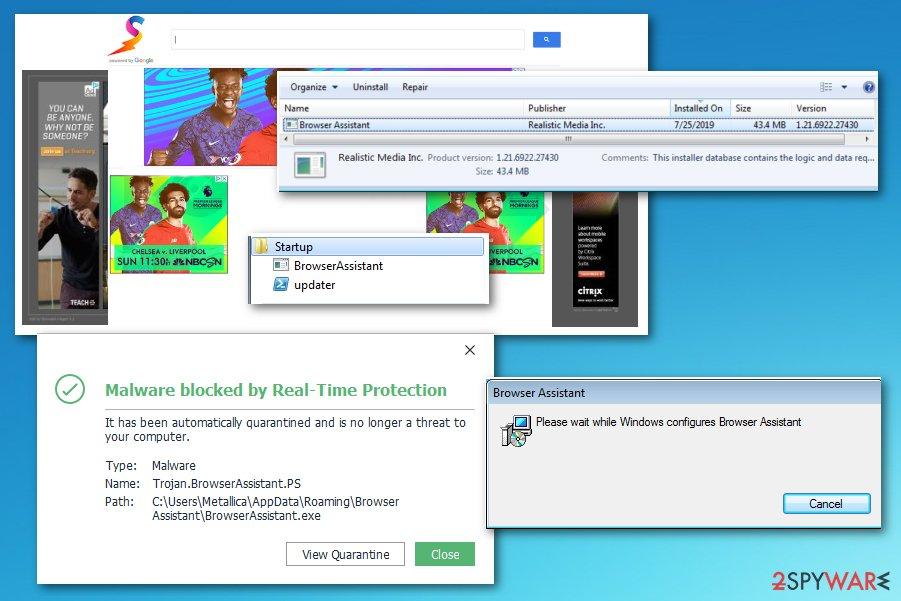 Browser Assistant bundler