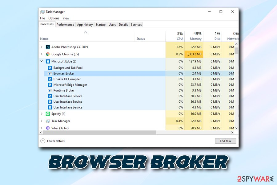 Browser Broker