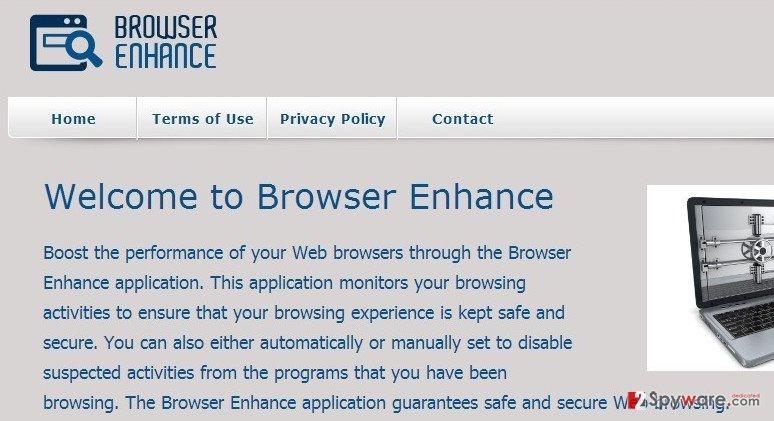 Browser Enhance snapshot