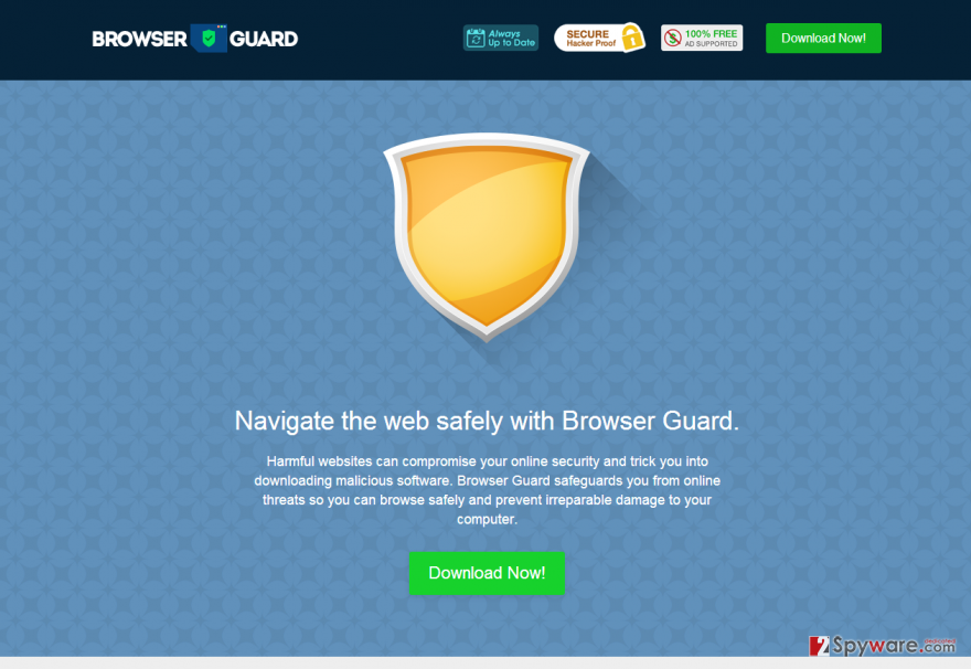 Browser Guard snapshot