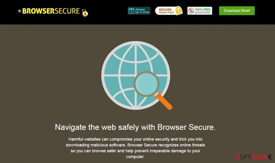 Browser Secure virus