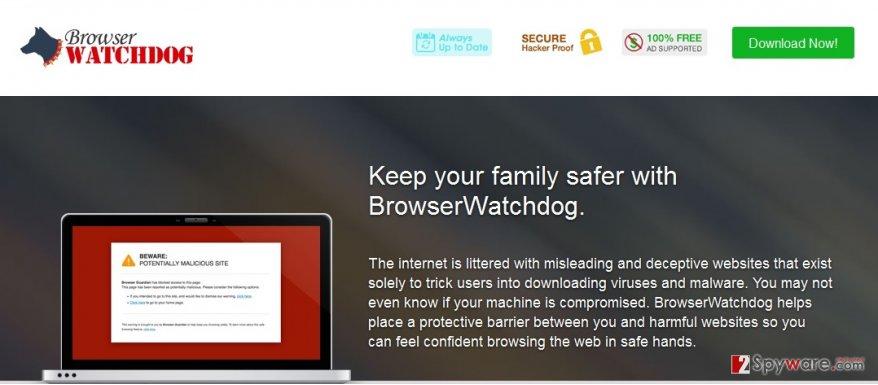 Browserwatchdog