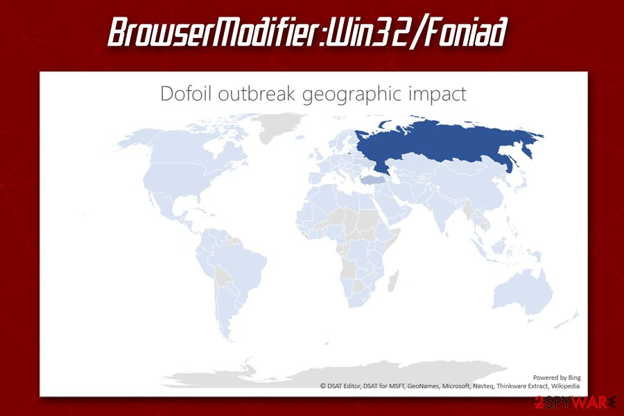 BrowserModifier:Win32/Foniad