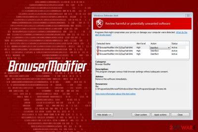 BrowserModifier