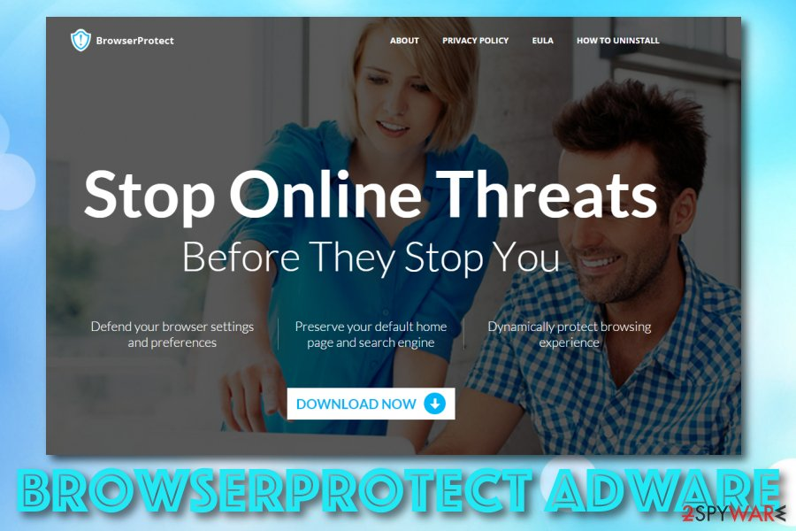 BrowserProtect virus