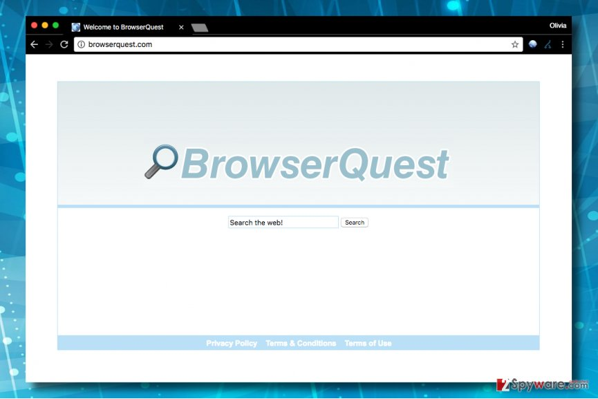 BrowserQuest.com virus