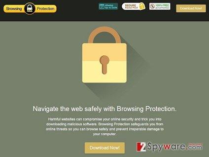 Browsing Protection snapshot