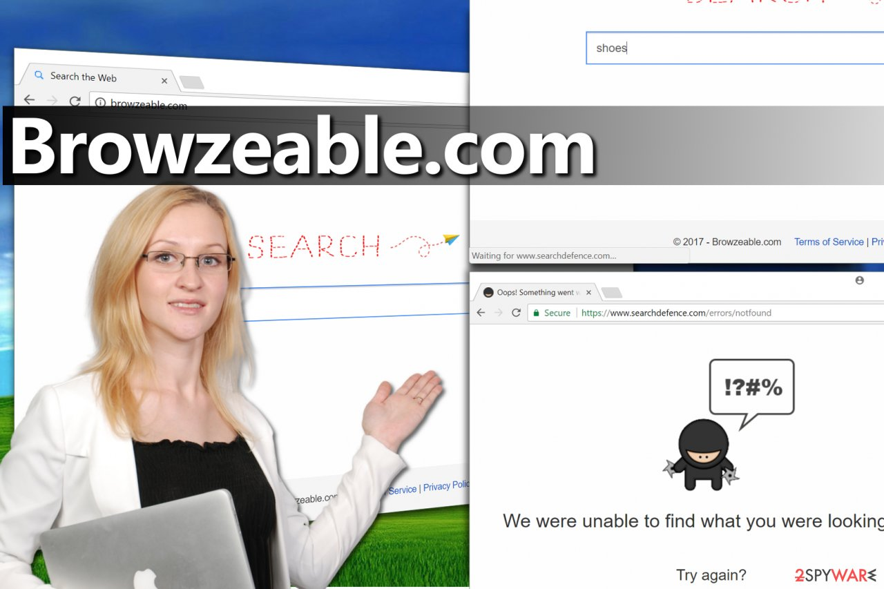 Browzeable.com search