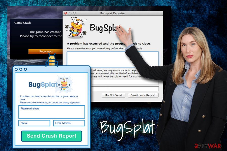 Remove BugSplat virus (Removal Guide) - Tutorial