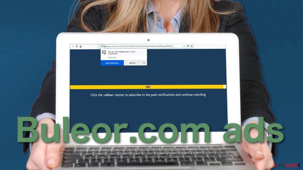 Buleor.com ads