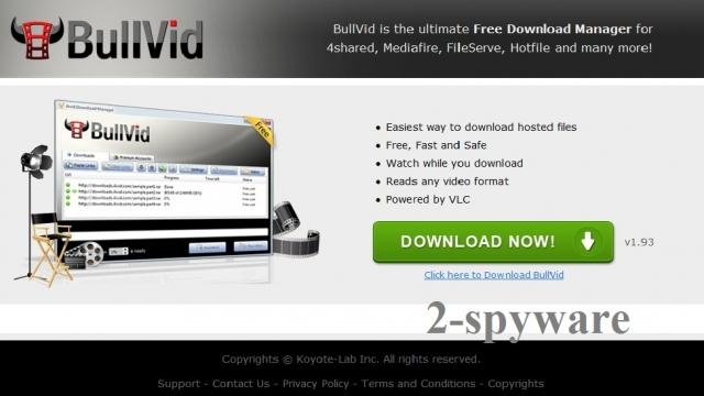 BullVid virus snapshot