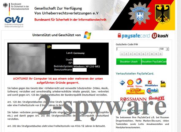 Bundesamt für sicherheit in der informationstechnik virus snapshot