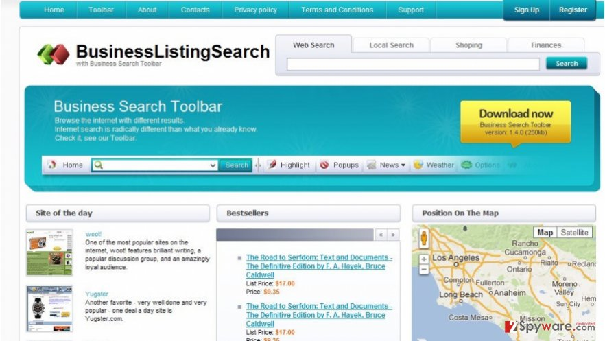 BusinessListingSearch