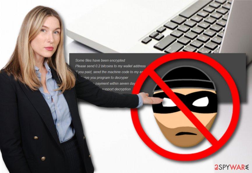 buydecrypt@qq.com ransomware