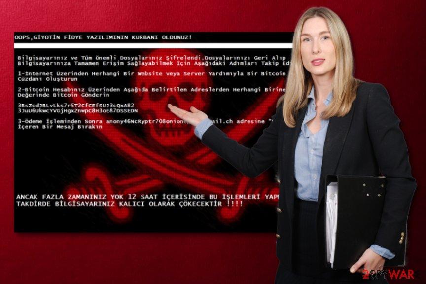 Bytar ransomware virus