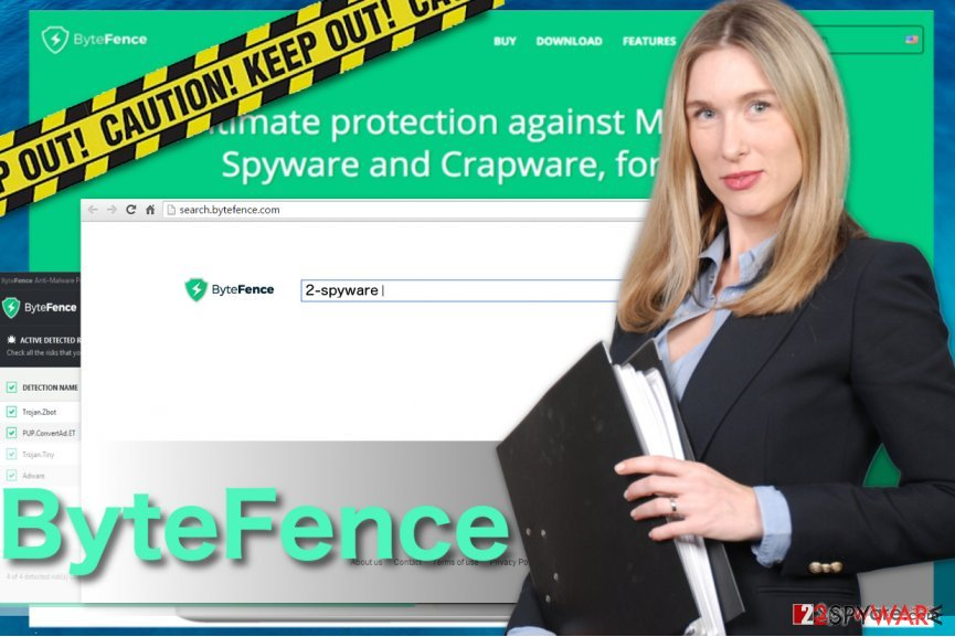 An image of ByteFence