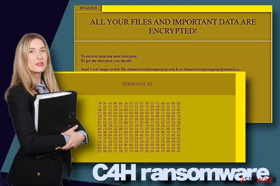C4H ransowmare virus