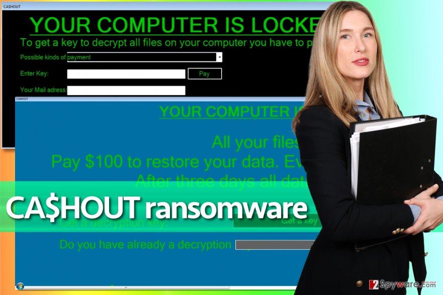 CA$HOUT malware