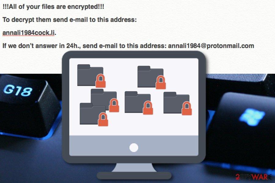 Calum ransomware