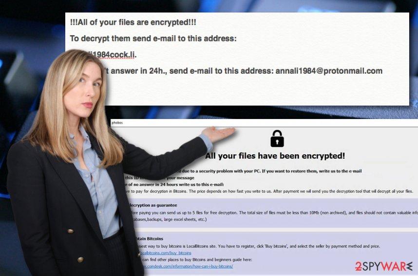Calum ransomware virus