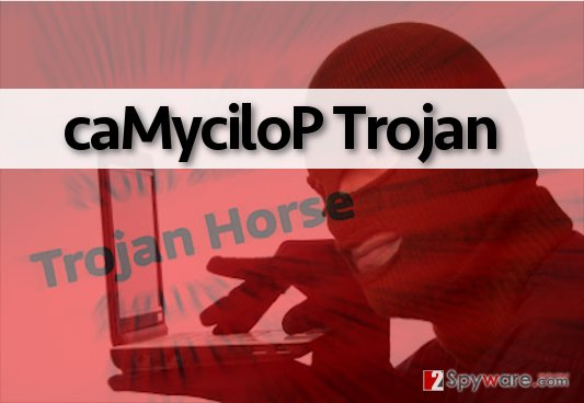 caMyciloP malware collects personally-identifiable information
