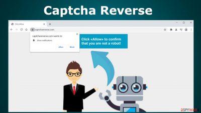 Captcha Reverse notifications
