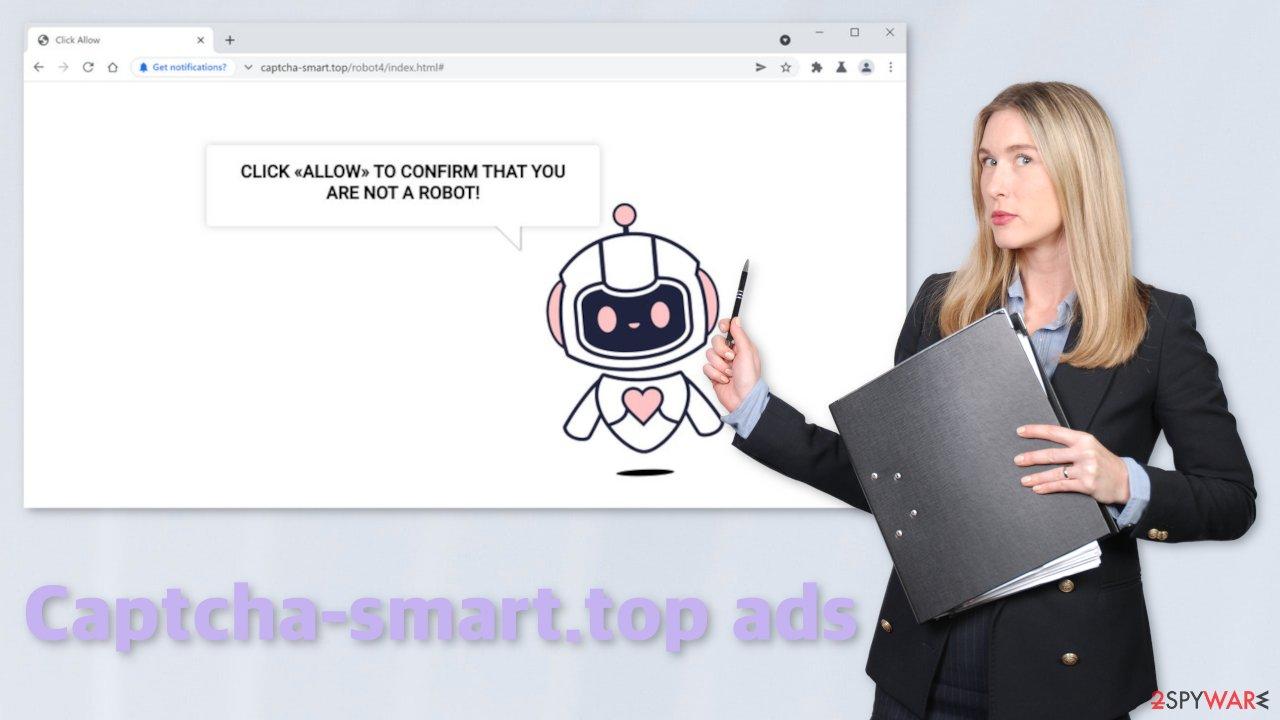 Captcha-smart.top ads