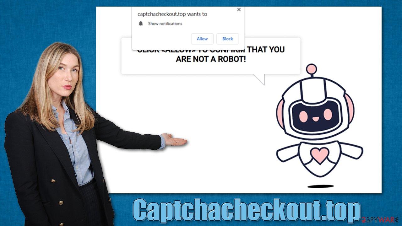 Captchacheckout.top virus