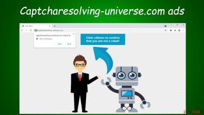 Captcharesolving-universe.com ads