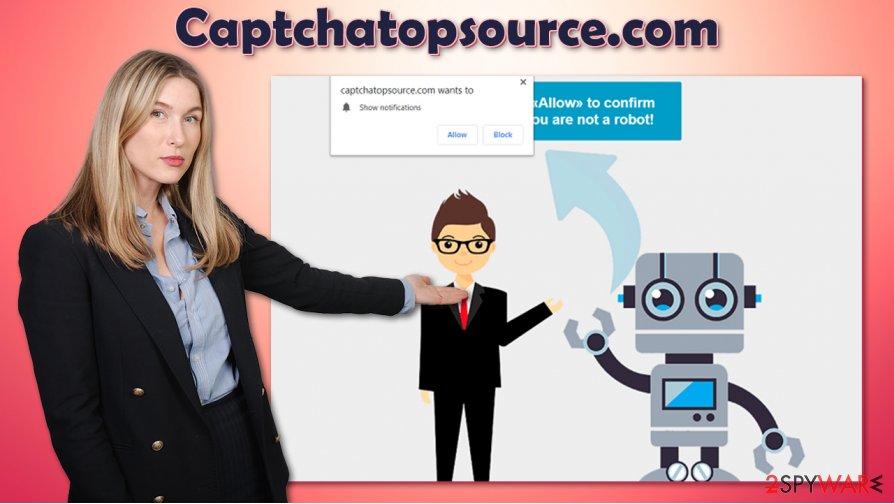 Captchatopsource.com virus