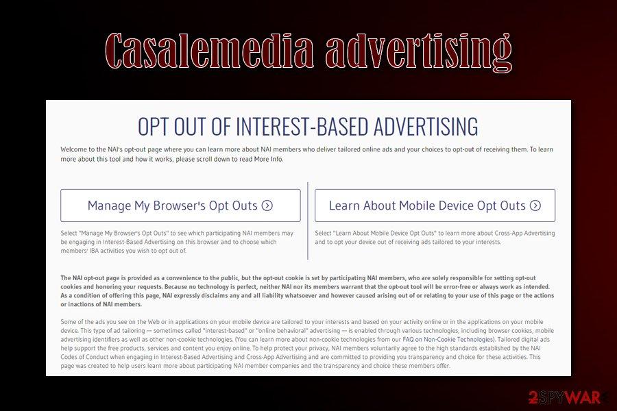 Casalemedia company