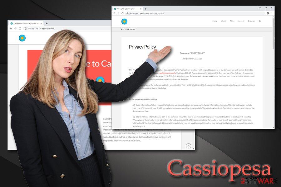 Cassiopesa hijack